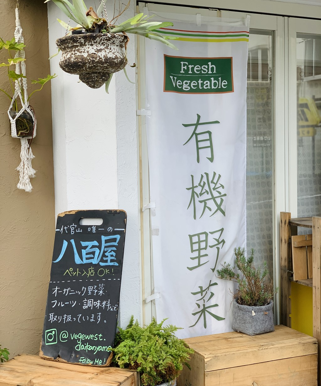 vegewest(代官山)