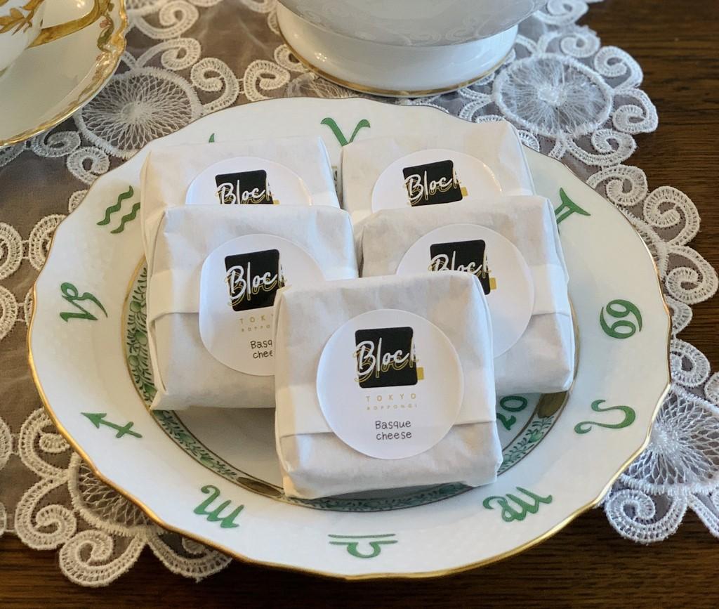 shirokane sweets ~バスクチーズケーキ~
