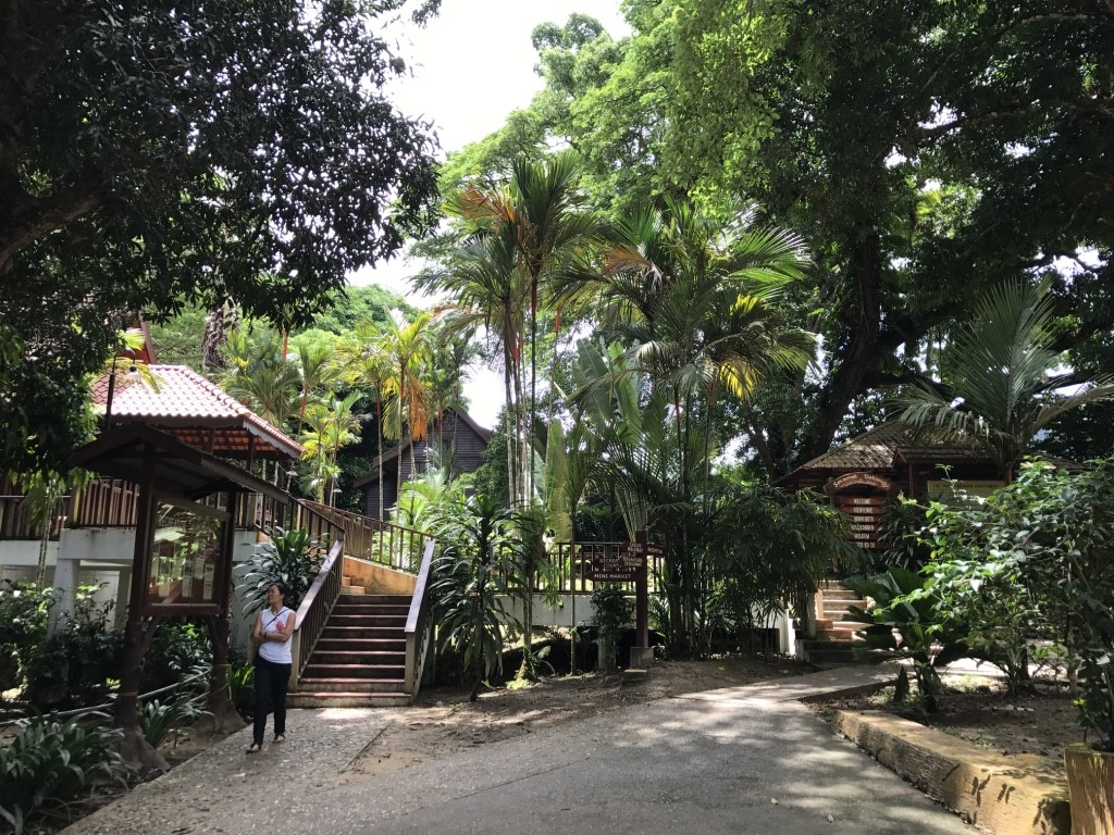 レセプション(Mutiara Taman Negara)
