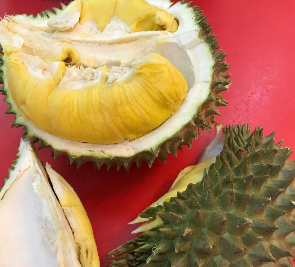 ドリアン(Durian is King of Fruit)